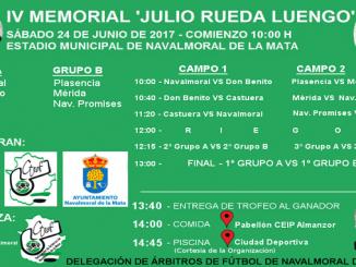IV Memorial Julio Rueda Luengo