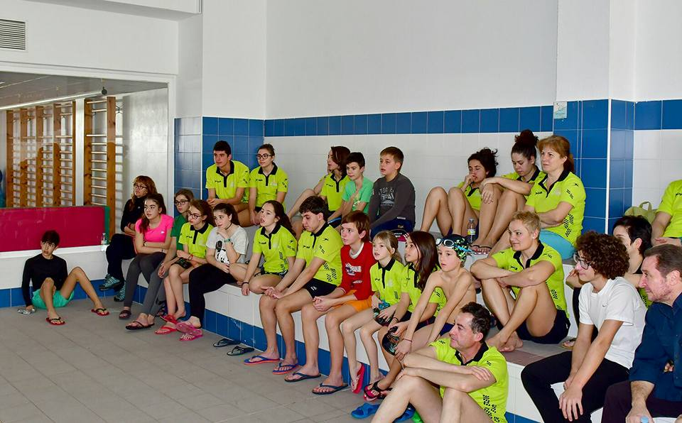 Convivencia del Club Natación Moralo y próximas competiciones
