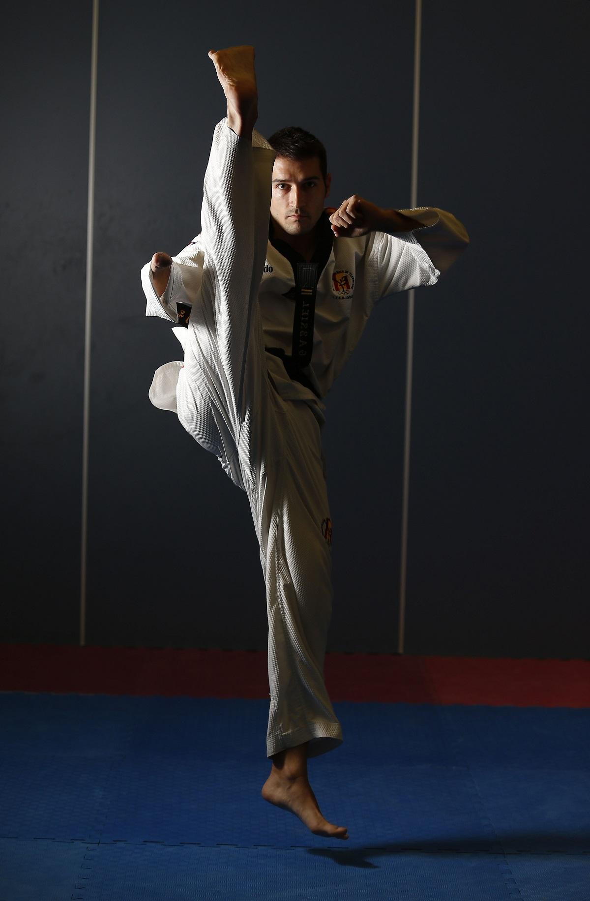 Gabriel Amado, TAEKWONDO PARALIMPICO