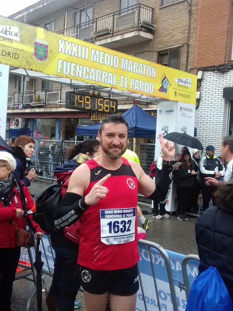 XXXIII Media Maratón Fuencarral - El Pardo