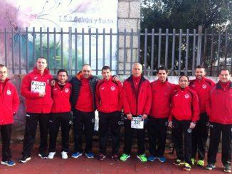 Mari Cruz Parras Morcillo logra la victoria en el Campeonato de Extremadura de Cross