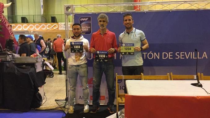 Navalmaratón en la Zúrich Maratón de Sevilla, Canicross y Cross Almaraz
