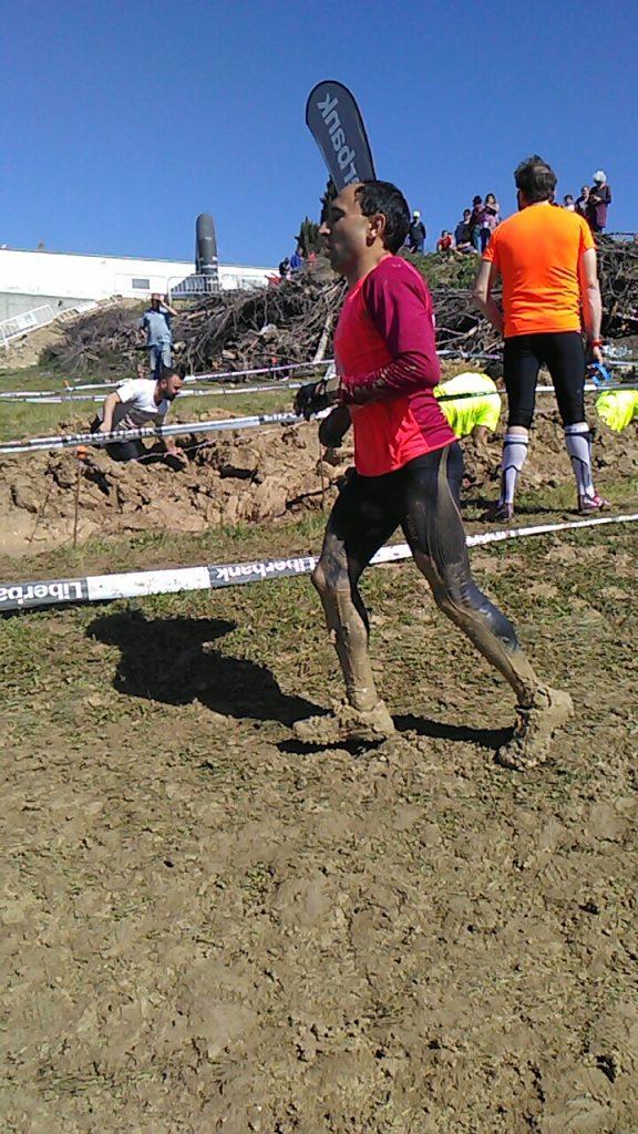 CD Navalmaraton en la Farinato Race Madrid