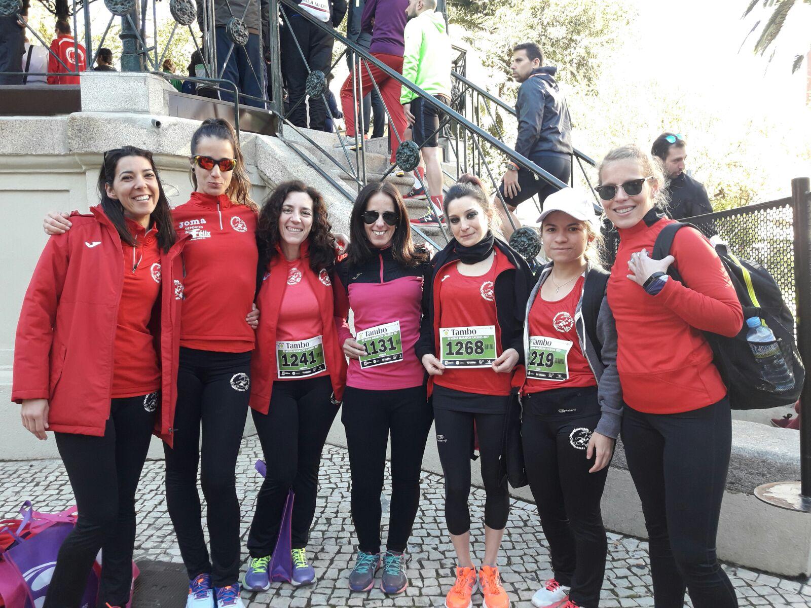 Navalmaratón en la XI Media Maratón de Cáceres y en la XVII Renault Medio Maratón de Madrid