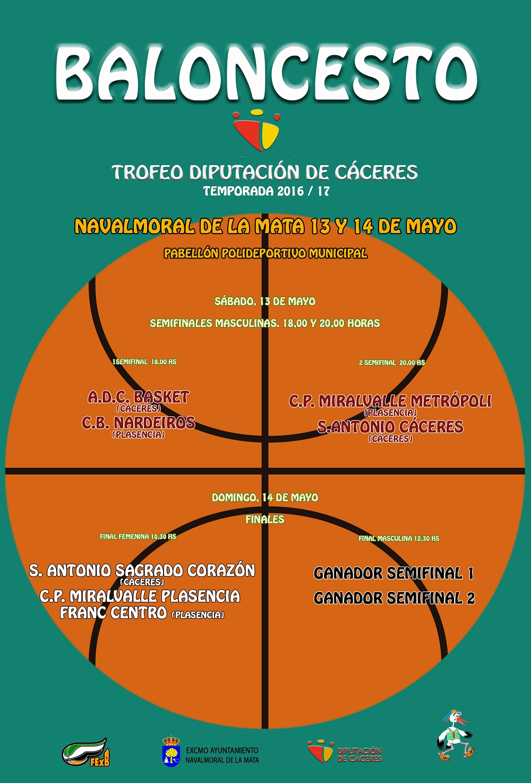 Previa Fase Final Trofeo Diputación de Cáceres