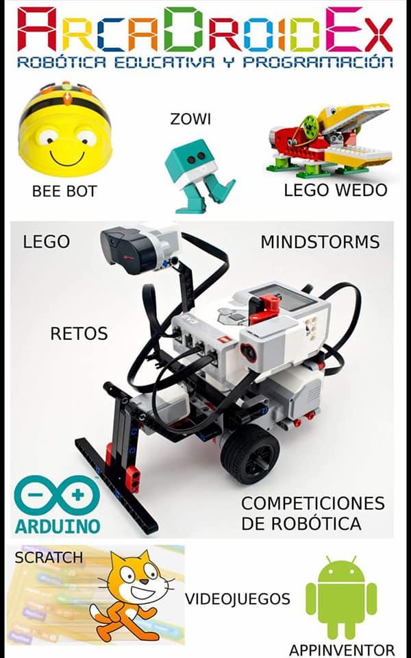 ACADEMIA Morala de Arcadroidex | Samira, Carla y Samuel disputarán el Campeonato Nacional de #WRO Robótica Educativa