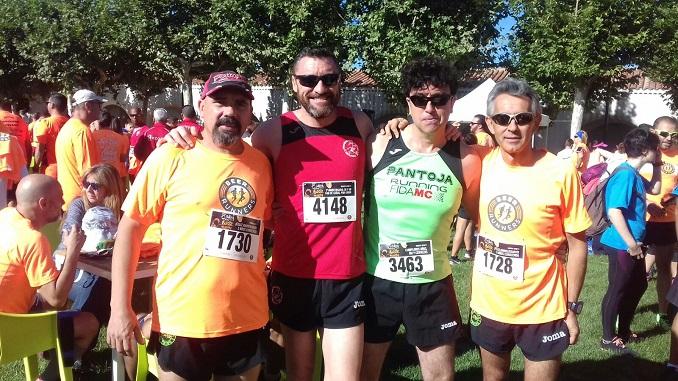 Navalmaratón en Peraleda, Beer Runners y La Melonera