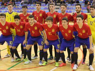 Navalmoral acogerá el 22 de noviembre el partido amistoso de la Selección Española de Fútbol Sala Sub-19