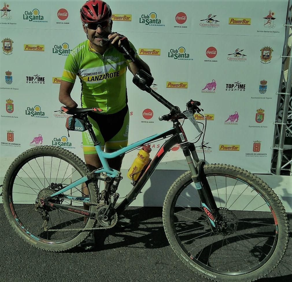 Toni Franco participará en el Campeonato de España de Ciclismo Adaptado en Villadiego