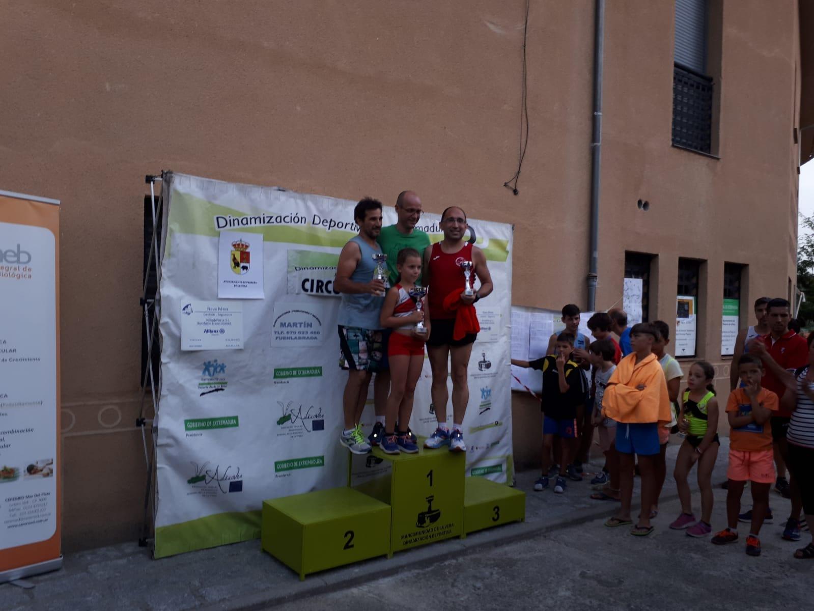 Navlmaratón en Circuito de la Vera y Techo Garganta de Extremadura