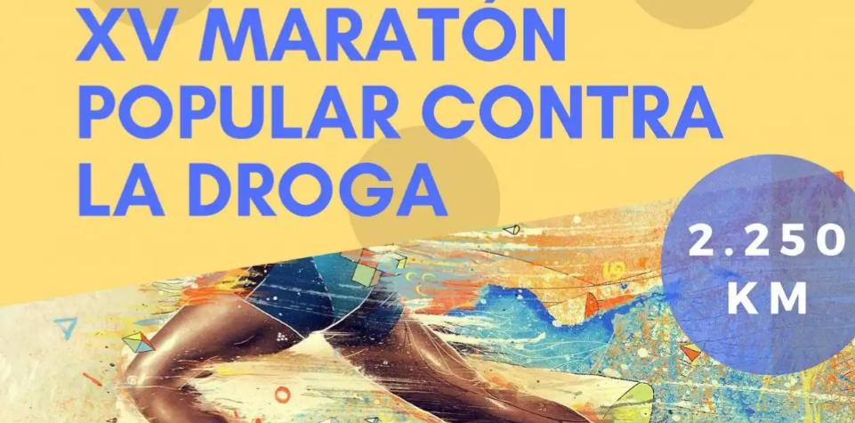 Maraton contra la droga