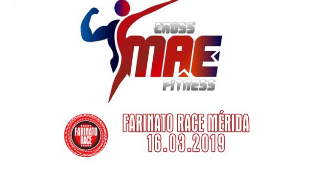Cross MAE Fitness participará en la Farinato Race MÉRIDA 2019