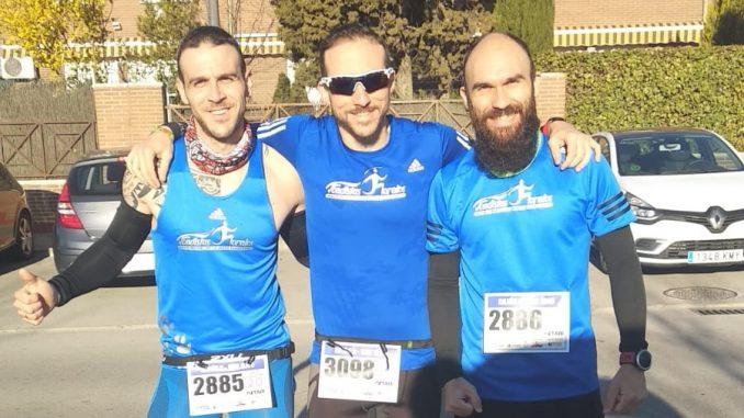 Resultados de Los Fondistas Moralos en el VII Trail Cumbres Hurdanas y la Media Maratón de Getafe