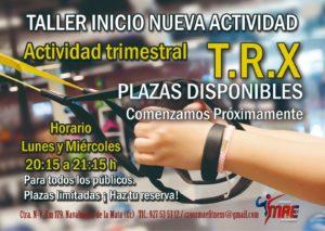 01 Taller Inicio TRX - Trimestral