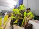 Fantástica actuación de los nadadores máster, reducción de tiempos y récord de Extremadura