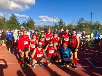 Navalmaraton en la XX Media Maratón Ciudad de Getafe