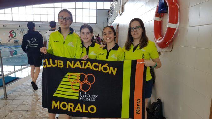 Resultados de la VI jornada de los Judex del Club Natación Moralo