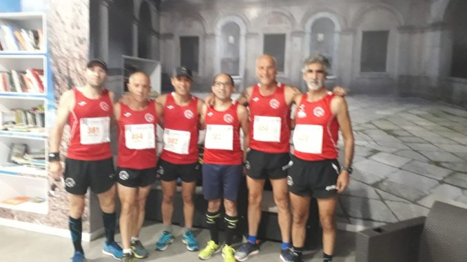 CD Navalmaratón disputó el XVIII medio maratón de San Lorenzo del Escorial