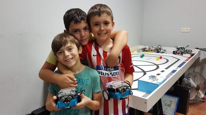 ArcaDroidEx participará en la Copa Makeblock en Granada