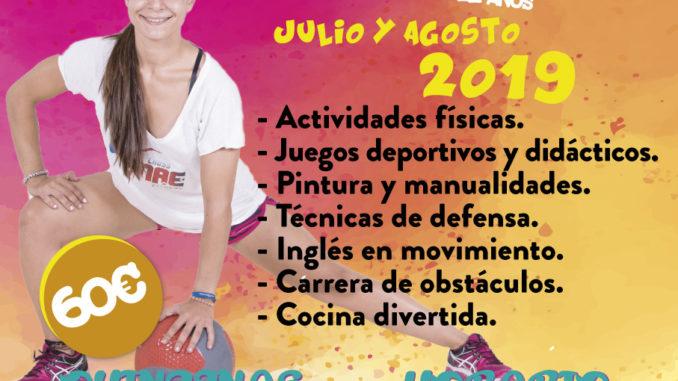 Campamento de Verano en Cross MAE Fitness - ¡Mueve tu cuerpo, Activa tu Mente!