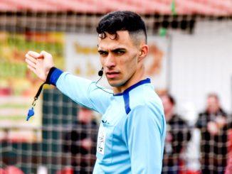 El árbitro moralo, Jayro Muñoz García, se queda a las puertas del ascenso a 2ªB