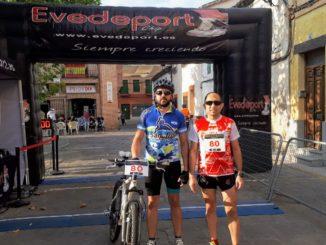 Navalmaraton en la carrera Puerto entre Castaños y en el duatlon Cross Natura de Calera y Chozas