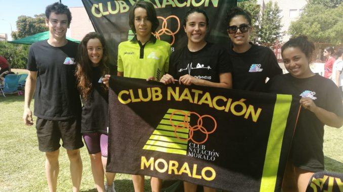 Dos platas y un bronce para el C.N. Moralo en el Campeonato de Extremadura