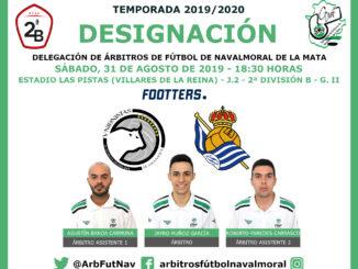 Jayro Muñoz García debutará en 2ª División B en la segunda Jornada 2 del Grupo 2 de 2ª División B