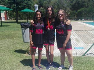 Resumen de la participación de ADA-Navalmoral en el campeonato de Extremadura de Natación