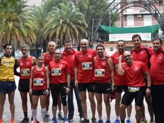 C.D. Navalmaratón participó en la Carrera de San Miguel 2019