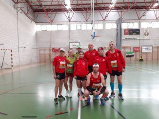 Gran participación del C.D. Navalmaraton en la media maratón Riberos del Tajo