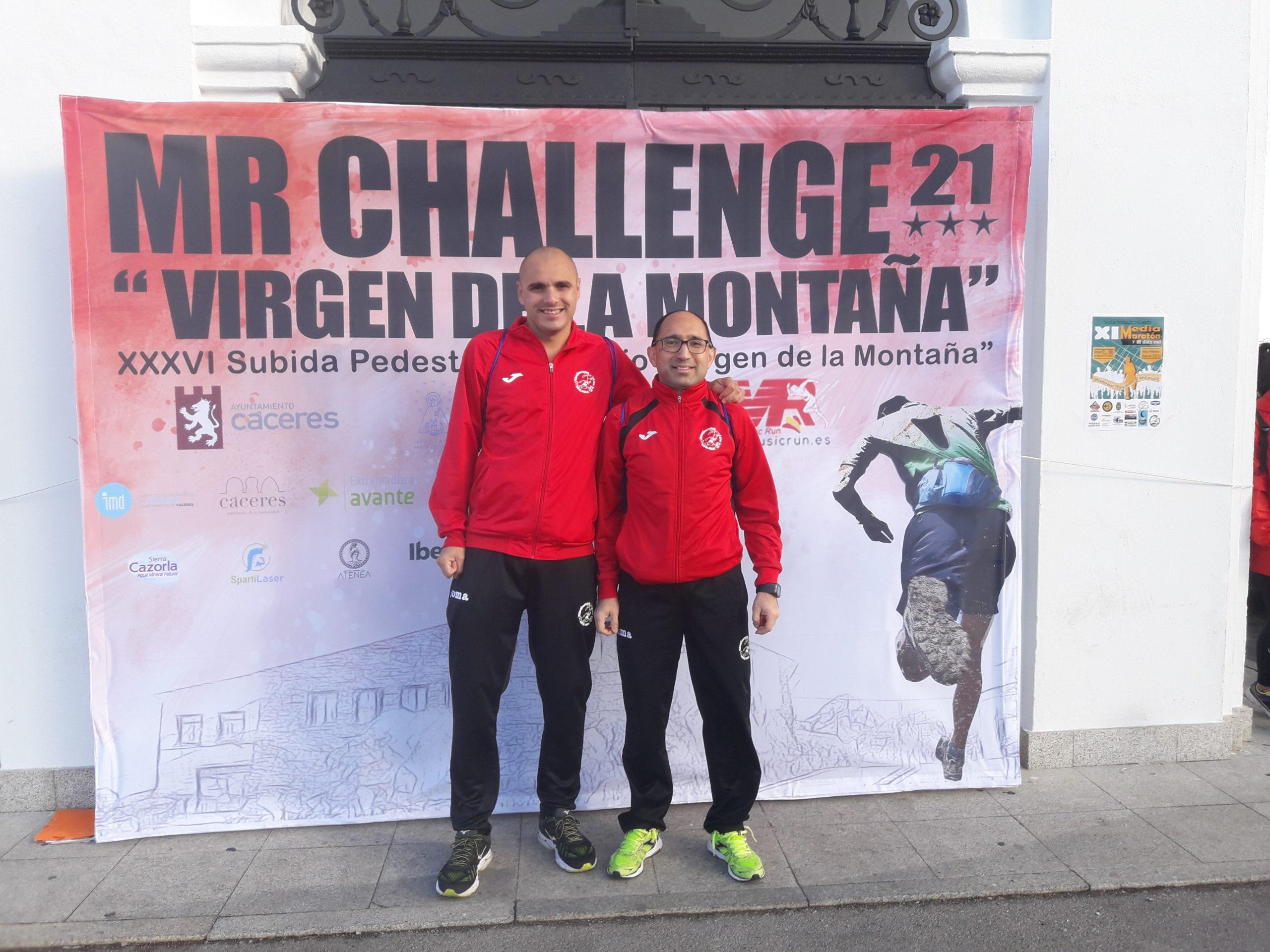 MR Challenger Virgen de la Montaña