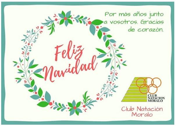 Feliz Navidad 2019 CN Moralo