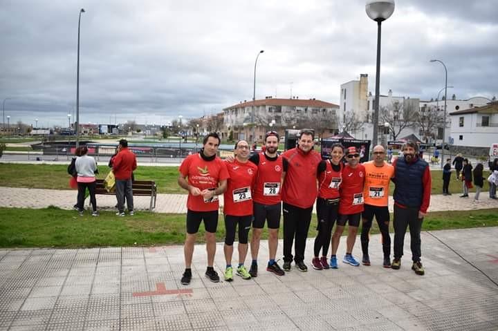 Navalmaratón en Casatejada y en la I Color Run de Navalmoral