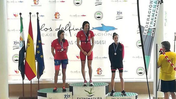 Resumen del Campeonato Extremadura de Laura Ballesteros de ADA Navalmoral