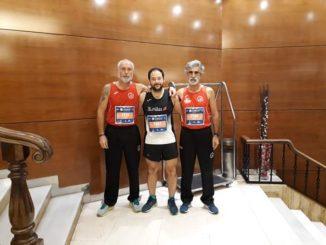 Navalmaratón participó en la X edición del Zúrich maratón de Málaga