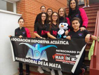 Resultados del ADA- Navalmoral enAlmendralejo y Cáceres