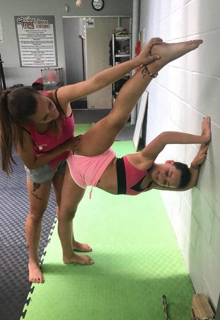 Este sábado 1 de agosto Masters Class de Gimnasia Rítmica en Cross MAE Fitness