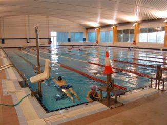 La piscina climatizada de Navalmoral de la Mata de nuevo abierta