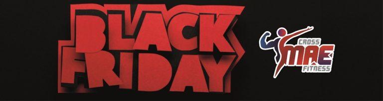 BlackFriday - Cross MAE Fitness